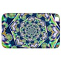 Power Spiral Polygon Blue Green White Samsung Galaxy Tab 3 (8 ) T3100 Hardshell Case  View1