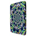 Power Spiral Polygon Blue Green White Samsung Galaxy Tab 3 (10.1 ) P5200 Hardshell Case  View3