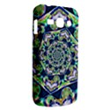 Power Spiral Polygon Blue Green White Samsung Galaxy Ace 3 S7272 Hardshell Case View2