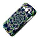 Power Spiral Polygon Blue Green White Samsung Galaxy Ace 3 S7272 Hardshell Case View4