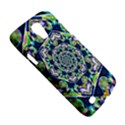 Power Spiral Polygon Blue Green White Galaxy S4 Active View5