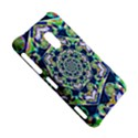 Power Spiral Polygon Blue Green White Nokia Lumia 620 View5