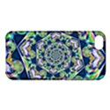 Power Spiral Polygon Blue Green White Apple iPhone 5C Hardshell Case View1