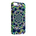 Power Spiral Polygon Blue Green White Apple iPhone 5C Hardshell Case View2