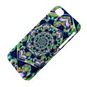 Power Spiral Polygon Blue Green White Apple iPhone 5C Hardshell Case View4