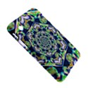 Power Spiral Polygon Blue Green White Samsung Galaxy Tab 2 (7 ) P3100 Hardshell Case  View5