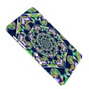 Power Spiral Polygon Blue Green White Samsung Galaxy Tab 2 (10.1 ) P5100 Hardshell Case  View5