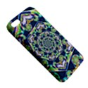 Power Spiral Polygon Blue Green White iPhone 5S/ SE Premium Hardshell Case View5