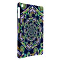 Power Spiral Polygon Blue Green White iPad Air Hardshell Cases View2