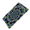 Power Spiral Polygon Blue Green White iPad Air Hardshell Cases View4