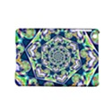 Power Spiral Polygon Blue Green White iPad Mini 2 Hardshell Cases View1