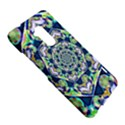 Power Spiral Polygon Blue Green White HTC One Max (T6) Hardshell Case View5