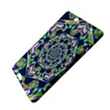 Power Spiral Polygon Blue Green White Amazon Kindle Fire HD (2013) Hardshell Case View4