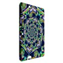 Power Spiral Polygon Blue Green White Kindle Fire HDX 8.9  Hardshell Case View2