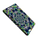 Power Spiral Polygon Blue Green White Kindle Fire HDX 8.9  Hardshell Case View5