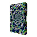 Power Spiral Polygon Blue Green White Amazon Kindle Fire (2012) Hardshell Case View2