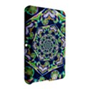 Power Spiral Polygon Blue Green White Amazon Kindle Fire (2012) Hardshell Case View3