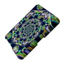Power Spiral Polygon Blue Green White Amazon Kindle Fire (2012) Hardshell Case View4
