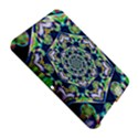 Power Spiral Polygon Blue Green White Amazon Kindle Fire (2012) Hardshell Case View5