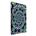 Power Spiral Polygon Blue Green White iPad Air 2 Hardshell Cases View2