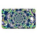 Power Spiral Polygon Blue Green White Samsung Galaxy Tab 4 (7 ) Hardshell Case  View1