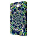 Power Spiral Polygon Blue Green White Samsung Galaxy Tab 4 (7 ) Hardshell Case  View2