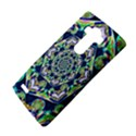 Power Spiral Polygon Blue Green White LG G4 Hardshell Case View4
