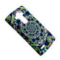 Power Spiral Polygon Blue Green White LG G4 Hardshell Case View5