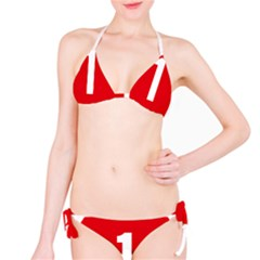 New Zealand State Highway 1 Bikini Set