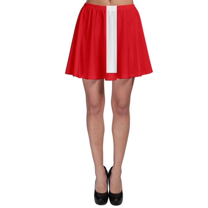 New Zealand State Highway 1 Skater Skirt