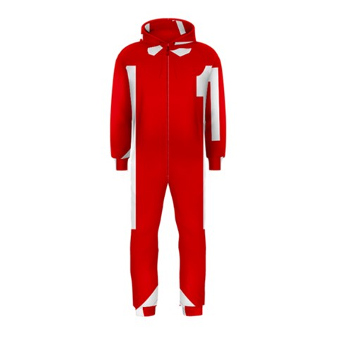 New Zealand State Highway 1 Hooded Jumpsuit (Kids)