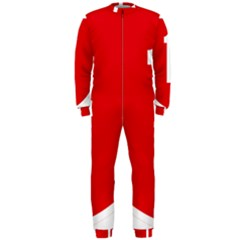 New Zealand State Highway 1 OnePiece Jumpsuit (Men)