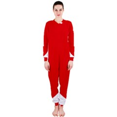 New Zealand State Highway 1 OnePiece Jumpsuit (Ladies)