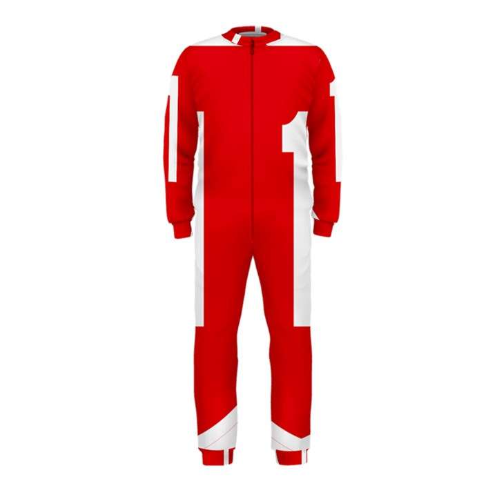 New Zealand State Highway 1 OnePiece Jumpsuit (Kids)