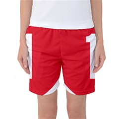 New Zealand State Highway 1 Women s Basketball Shorts