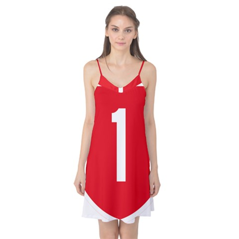 New Zealand State Highway 1 Camis Nightgown