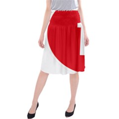 New Zealand State Highway 1 Midi Beach Skirt