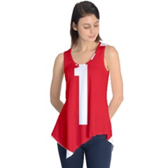 New Zealand State Highway 1 Sleeveless Tunic