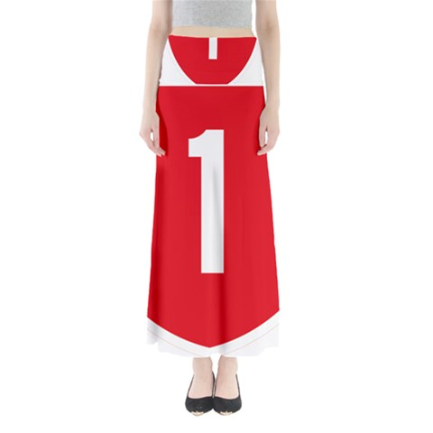 New Zealand State Highway 1 Maxi Skirts