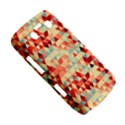 Modern Hipster Triangle Pattern Red Blue Beige Bold 9700 View5