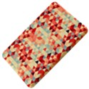 Modern Hipster Triangle Pattern Red Blue Beige Kindle Fire (1st Gen) Hardshell Case View4