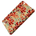 Modern Hipster Triangle Pattern Red Blue Beige Kindle Fire HD 8.9  View4