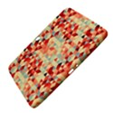 Modern Hipster Triangle Pattern Red Blue Beige Samsung Galaxy Tab 3 (10.1 ) P5200 Hardshell Case  View4