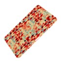 Modern Hipster Triangle Pattern Red Blue Beige Samsung Galaxy Tab 2 (10.1 ) P5100 Hardshell Case  View4
