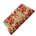 Modern Hipster Triangle Pattern Red Blue Beige Samsung Galaxy Tab S (10.5 ) Hardshell Case  View4