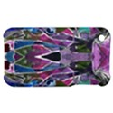 Sly Dog Modern Grunge Style Blue Pink Violet Apple iPhone 3G/3GS Hardshell Case View1