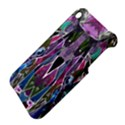 Sly Dog Modern Grunge Style Blue Pink Violet Apple iPhone 3G/3GS Hardshell Case View4
