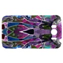 Sly Dog Modern Grunge Style Blue Pink Violet HTC Sensation XL Hardshell Case View1