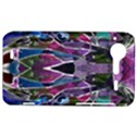 Sly Dog Modern Grunge Style Blue Pink Violet HTC Incredible S Hardshell Case  View1