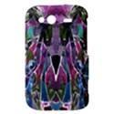 Sly Dog Modern Grunge Style Blue Pink Violet HTC Wildfire S A510e Hardshell Case View3